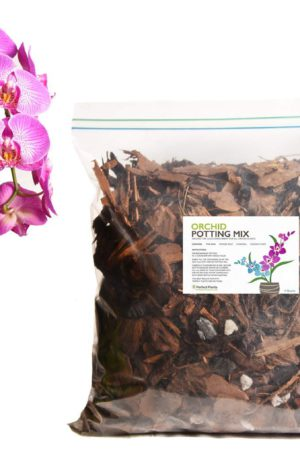 orchid bark mix