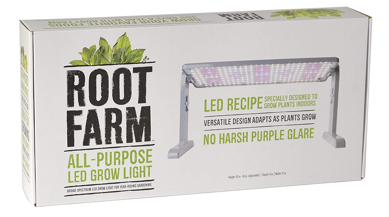 root farm grow light