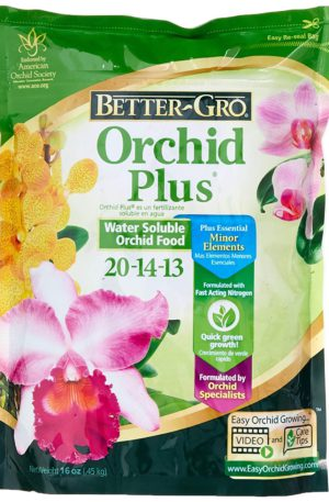 sun bulb orchid fertilizer