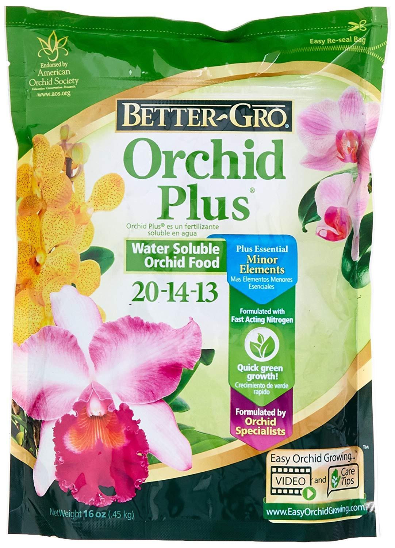 sun bulb orchid fertilizer
