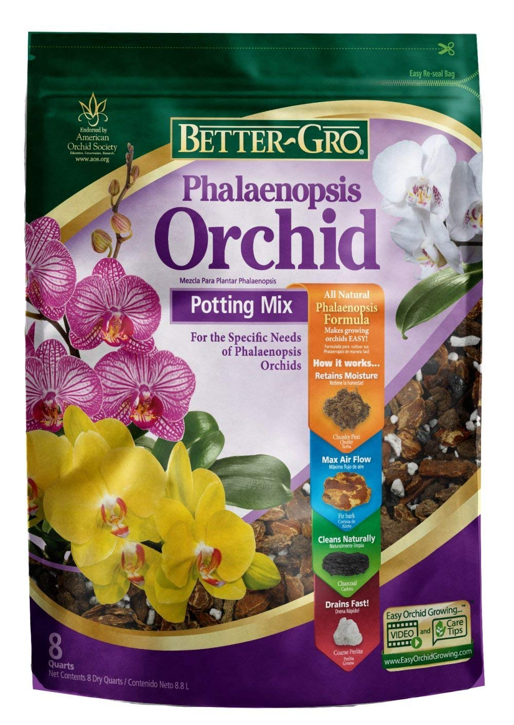 orchid bark