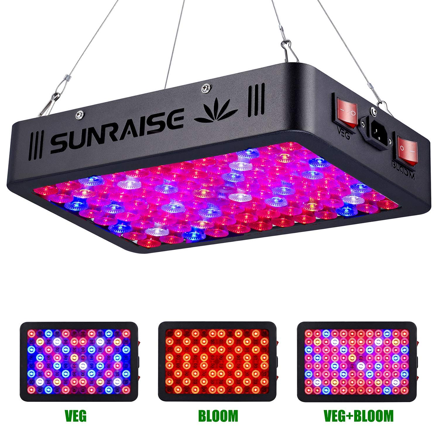 sunraise grow light