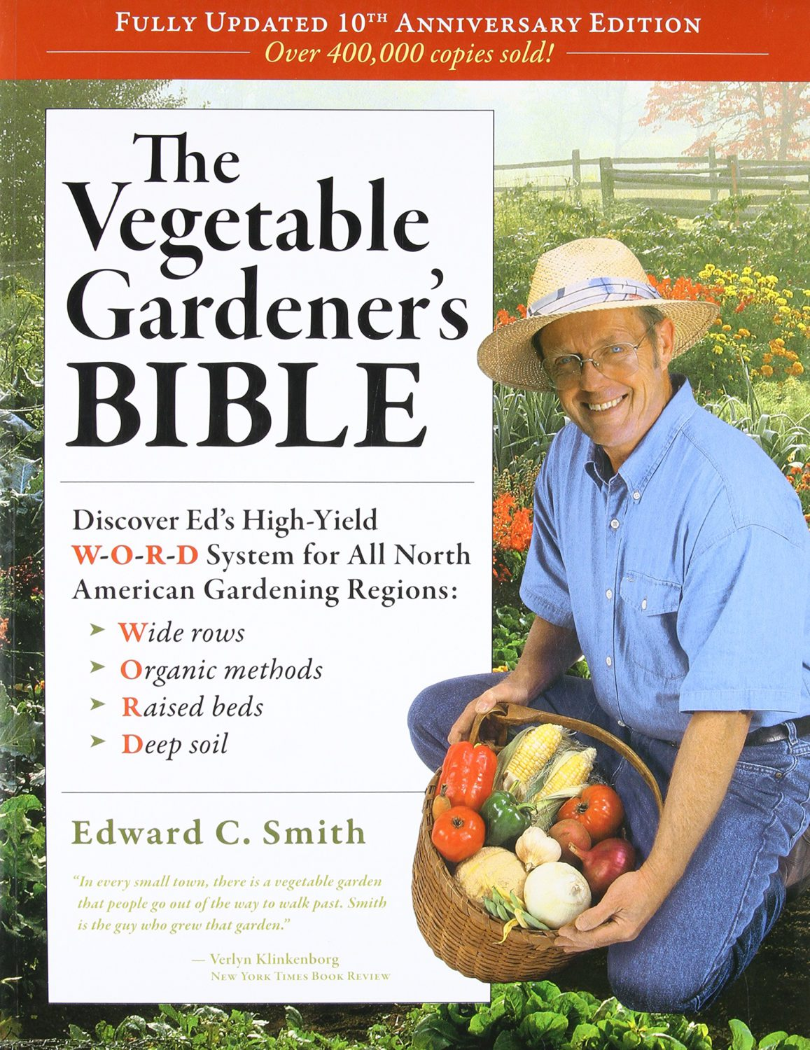 vegetable growers bible