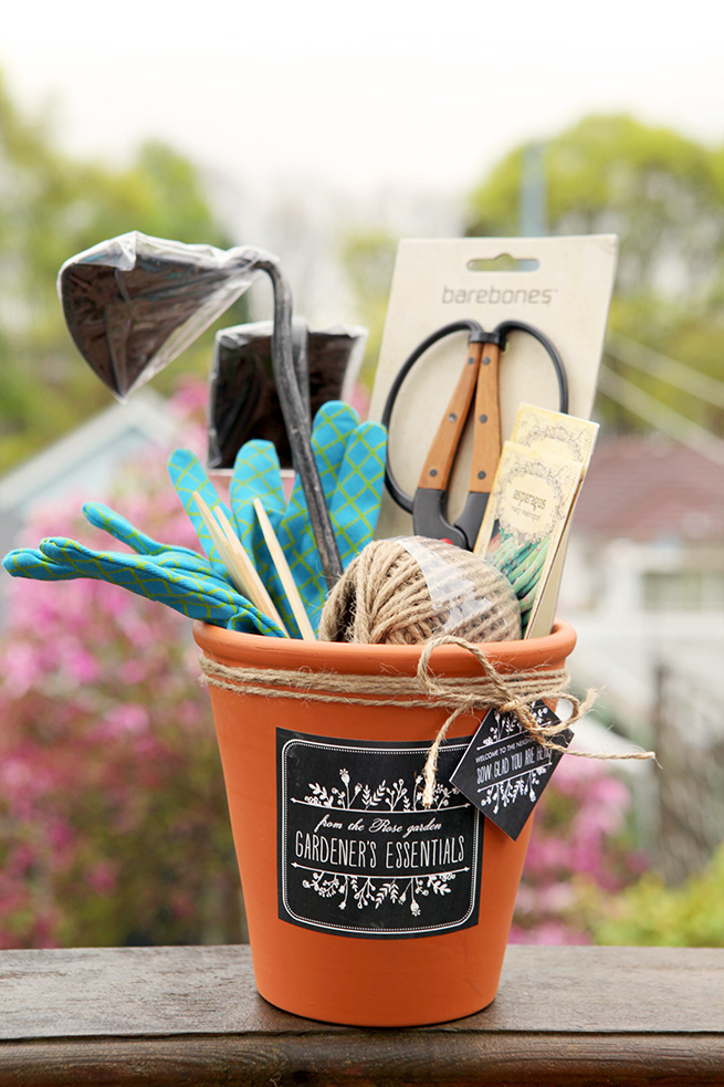 diy gardener tool set