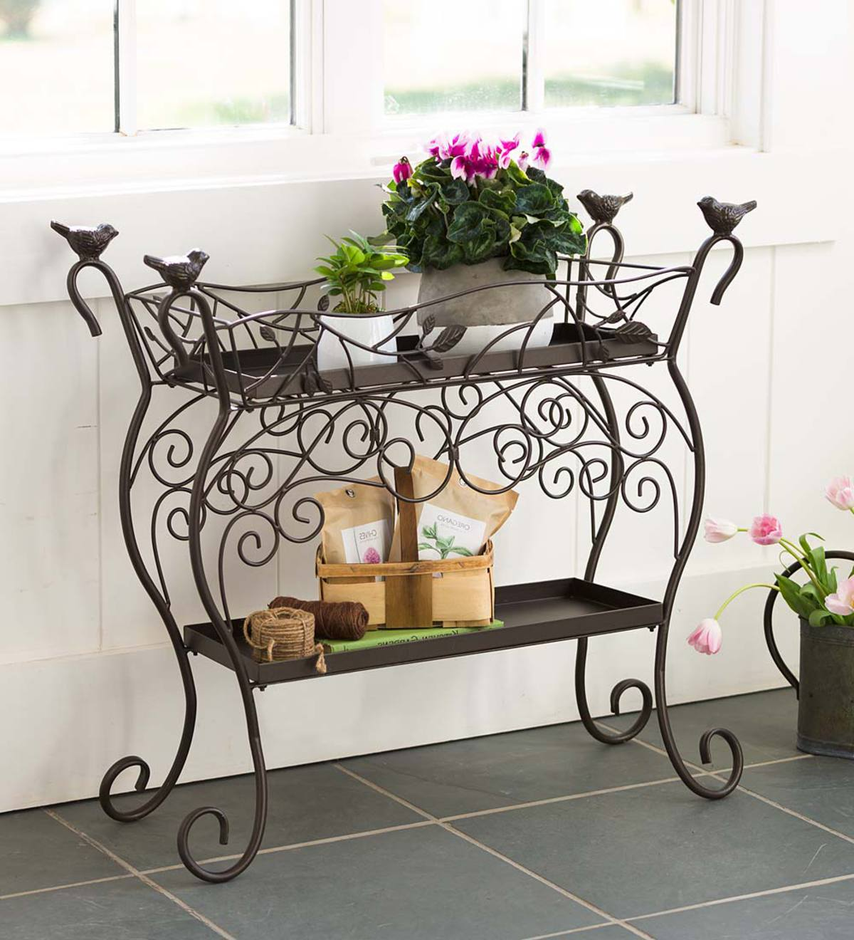plant stand for orchids
